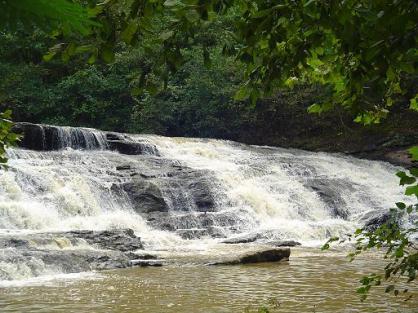 North Deep Creek Falls