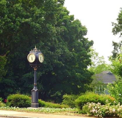 West End Clock